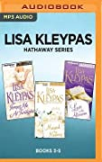 Lisa Kleypas Hathaway Series: Tempt Me at Twilight / Married by Morning / Love in the Afternoon