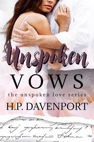 Unspoken Vows (The Unspoken Love Series, Book 3)