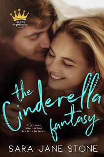 The Cinderella Fantasy (Playing the Princess, #1)