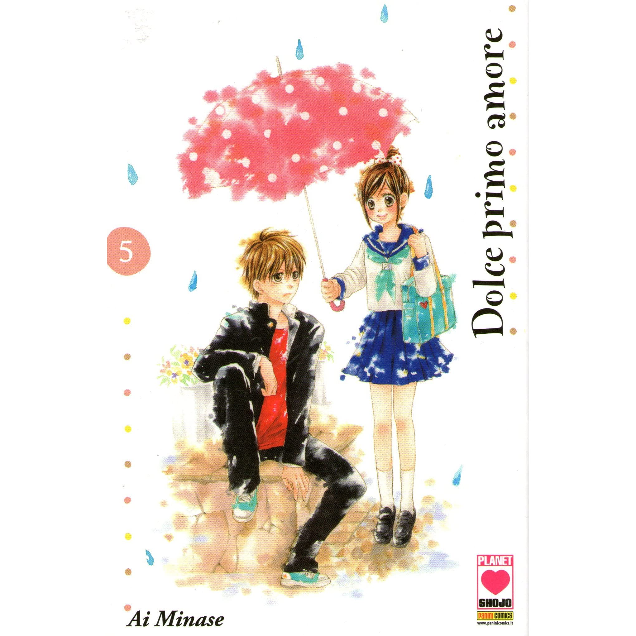 dolce primo amore vol 5 by ai minase