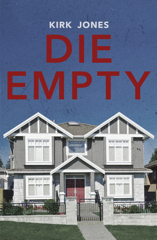 book cover for Die Empty