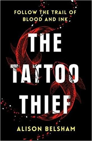 The Tattoo Thief (The Tattoo Thief, #1)