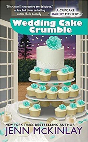 Wedding Cake Crumble by Jenn McKinlay