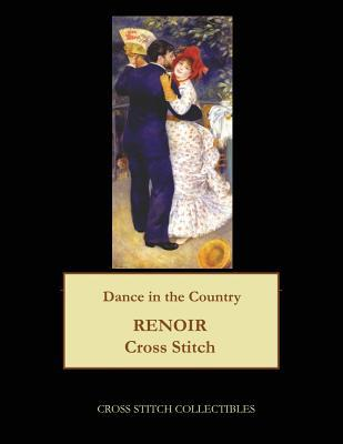 Dance in the Country: Renoir cross stitch pattern
