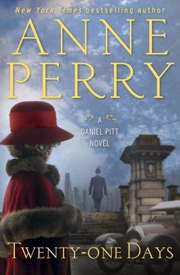 Twenty-One Days by Anne Perry