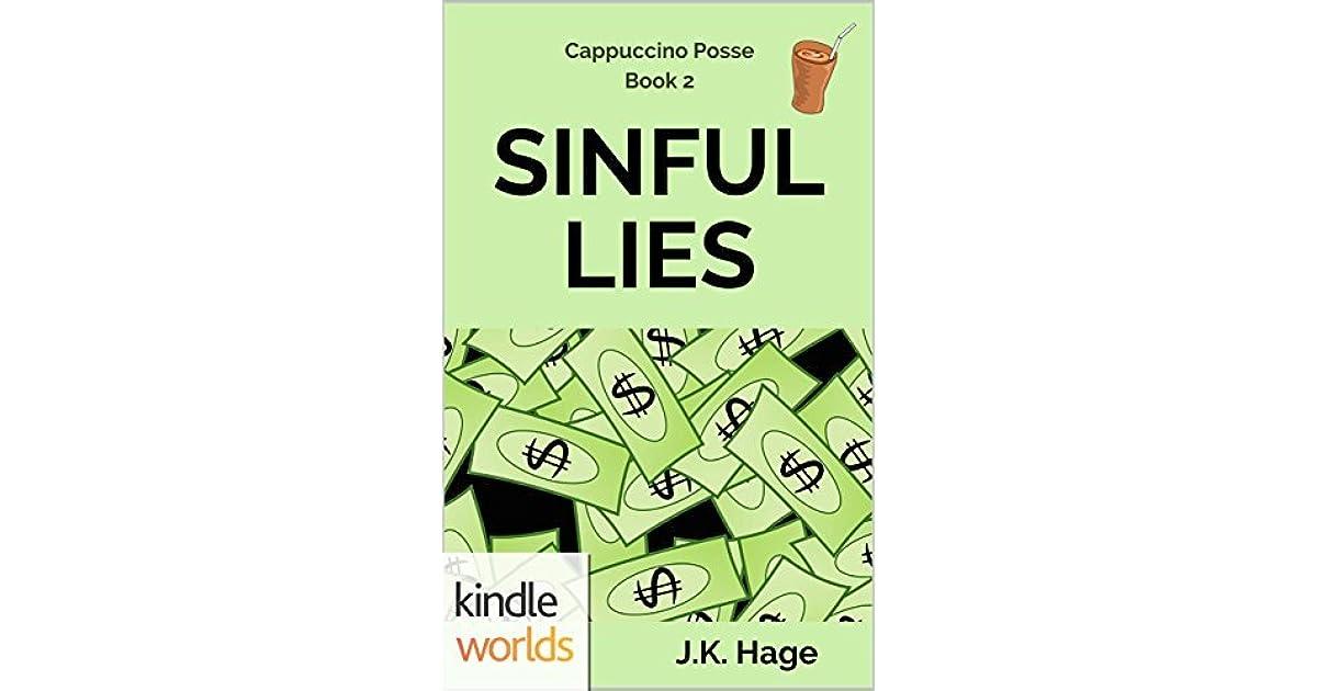 Sinful Lies By JK Hage