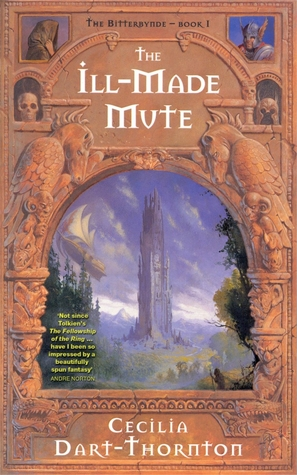 Image result for book cover the ill-made mute