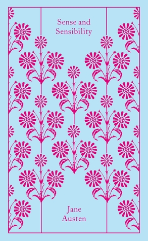 "Book cover of ""Sense and Sensibility"" by Jane Austen"