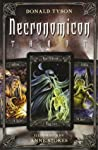 Necronomicon Tarot Cards Kit [With BookWith Tarot CardsWith B... by Donald Tyson