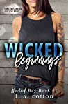 Wicked Beginnings (Wicked Bay, #1)