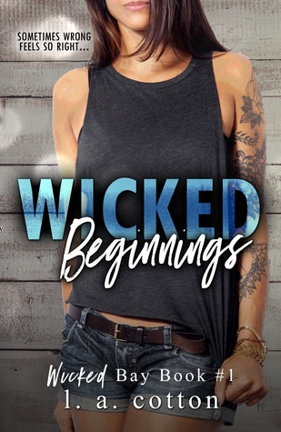 Wicked Beginnings by L.A.  Cotton