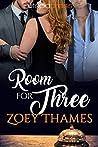 Room for Three (Big Girls & Billionaires, #3)