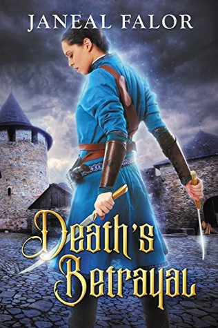 Death's Betrayal (Death's Queen #2)