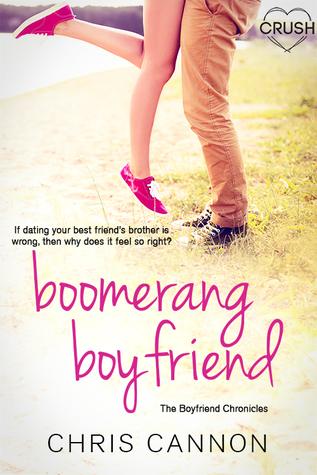Boomerang Boyfriend (Boyfriend Chronicles, #3)