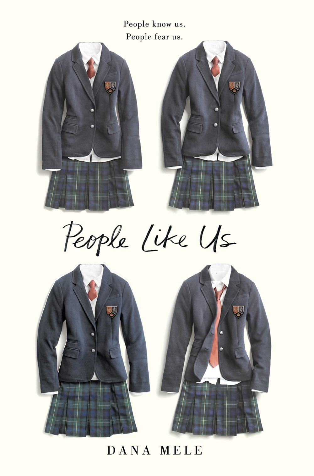 Dana Mele - People Like Us