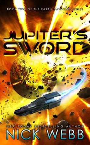 Jupiter's Sword by Nick Webb