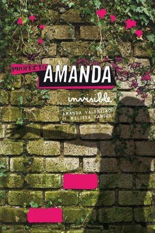 Proyecto Amanda: Invisible (eBook-ePub)
