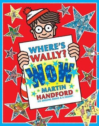 Where's Wally? Wow! Slipcase