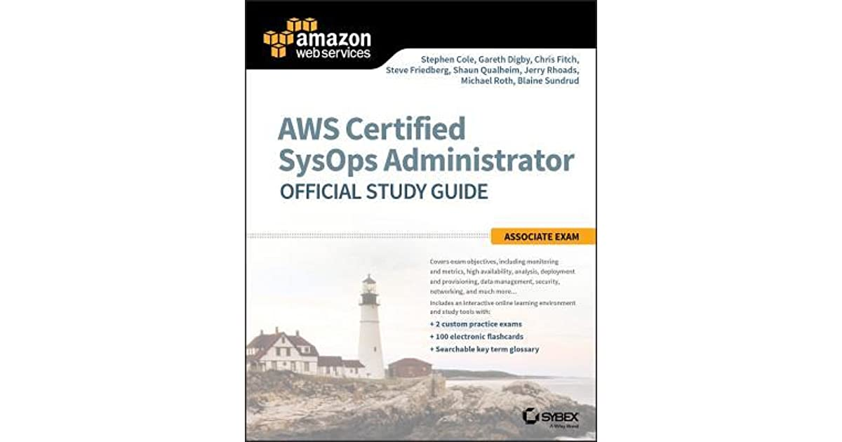Aws Certified Sysops Administrator Official Study Guide Associate