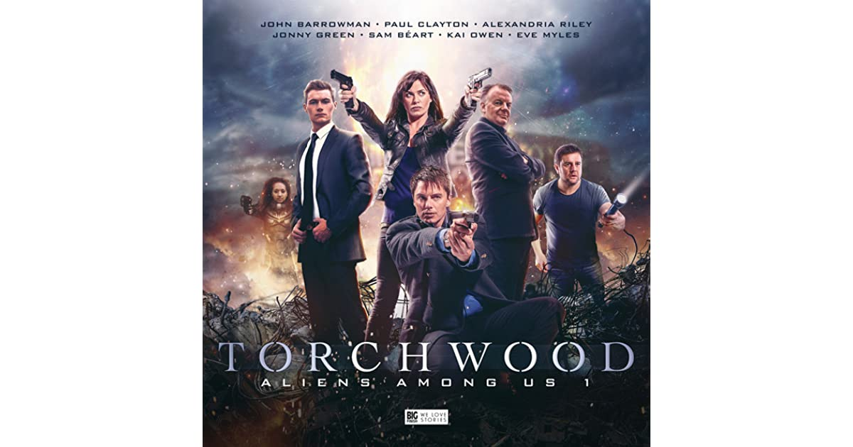 Torchwood: Aliens Among Us - Part One by James Goss