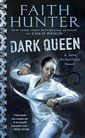 Dark Queen (Jane Yellowrock, #12)