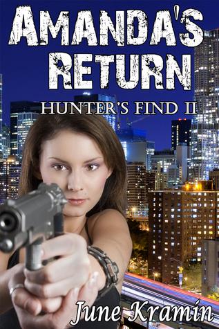 Amanda's Return (Hunter's Find, #2)