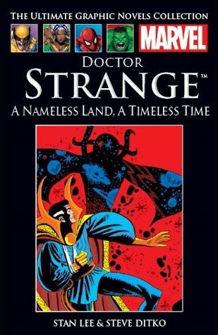 Αποτέλεσμα εικόνας για marvel graphic novels doctor strange