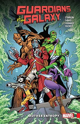 Guardians of the Galaxy by Jim Starlin