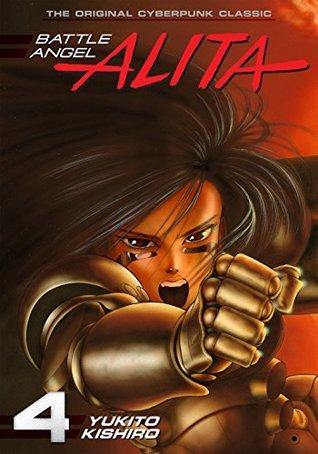 Battle Angel Alita 4: Angel of Victory