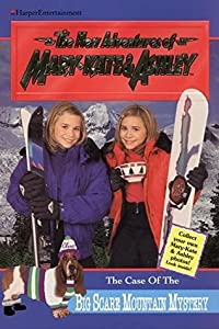 The Case of the Big Scare Mountain Mystery (The New Adventures of Mary-Kate & Ashley, #14)