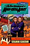 The Case of the Screaming Scarecrow (The New Adventures of Mary-Kate & Ashley, #25)