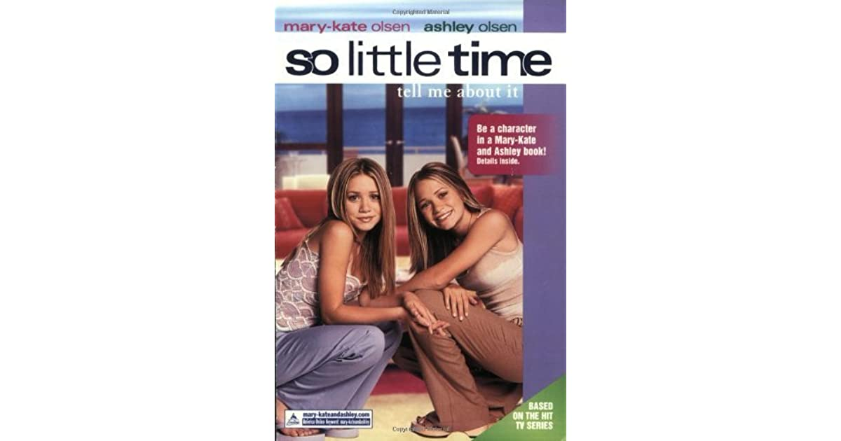 Tell Me About It So Little Time 5 By Megan Stine