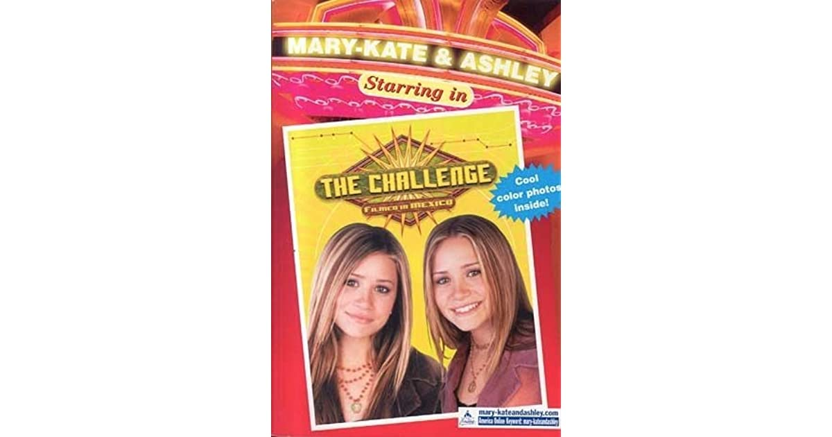 marykate and ashley starring in the challenge by megan stine