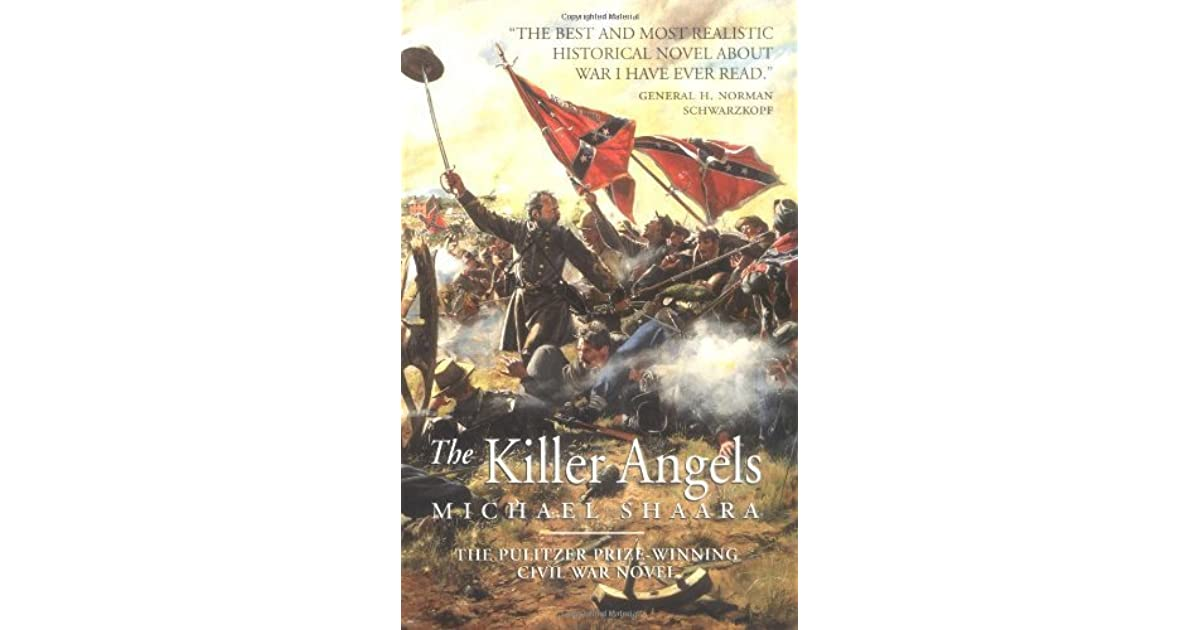 a review of michael shaaras novel the killer angels The classic novel of the civil war by michael shaara  the killer angels is unique,  jeff shaaras website.