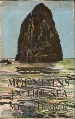 Mountains in the Sea