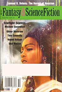 The Magazine of Fantasy & Science Fiction, September/October 2017