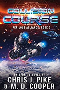 Collision Course (Perilous Alliance, #3)