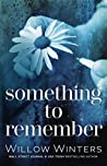 Something to Remember (Forget Me Not, #0.5)