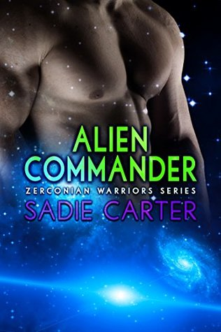 Alien Commander (Zerconian Warriors #9)