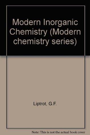 Modern Inorganic Chemistry (Modern chemistry series)