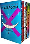 Assassination Classroom Yusei Matsui Volume 6-10 Collection 5 Books Set