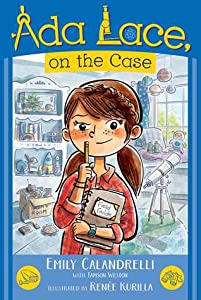 Ada Lace, on the Case (Ada Lace Adventures, #1)