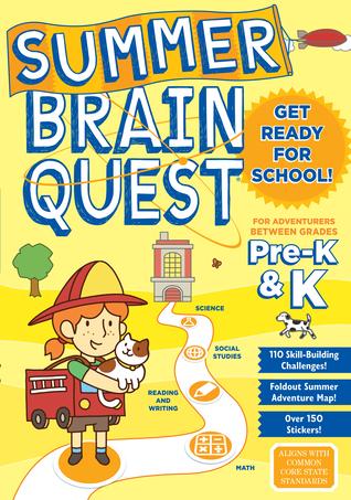 Summer Brain Quest by Bridget Heos