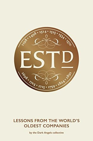 Established: Lessons from the World's Oldest Companies