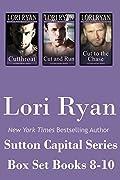 Sutton Capital Series Box Set: Books 8-10