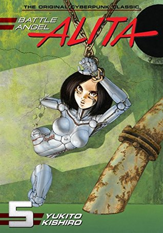Battle Angel Alita 5: Angel of Redemption