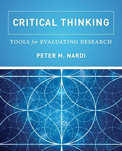 Critical Thinking Tools for Evaluating Research