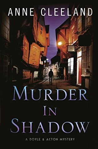 Murder in Shadow by Anne Cleeland