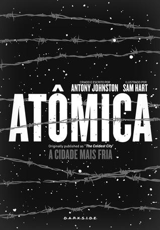 At´mica A Cidade Mais Fria by Antony Johnston