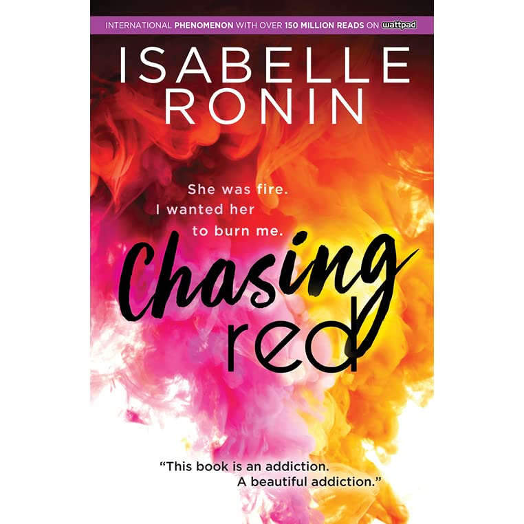 Chasing Red Chasing Red 1 By Isabelle Ronin